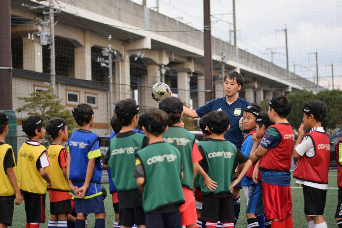 【コーチの本分】「伝えたいことを届けるための工夫」浦和校スクールマスター・林徳秀コーチ=その1=