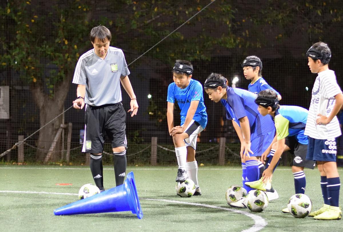 「練習の質を高めと量を増やすには……」浦和校スクールマスター・林徳秀コーチ=その3=